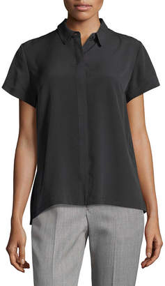 French Connection Classic Crepe Shirt