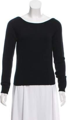 Derek Lam Cashmere Scoop Neck Sweater