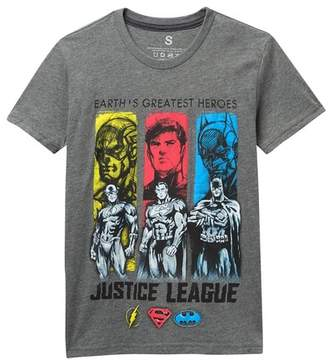Dx-Xtreme Justice League - Magic Sketch Tee (Big Boys)