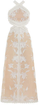 Zimmermann Corsage Lily Midi Dress