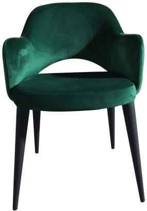 Future Classics Furniture Maestro Dining Chair Green Velvet