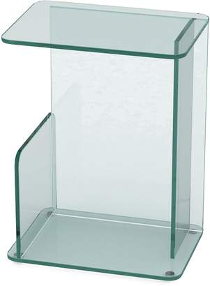 Case Lucent small side table - Clear
