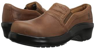 Ariat Expert Safety Clog Composite Toe Women's Slip on Shoes