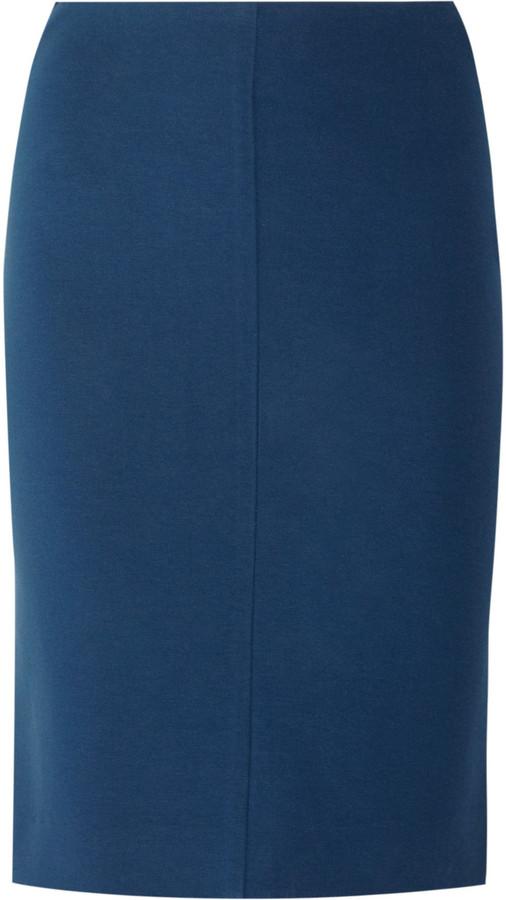 Diane von Furstenberg Esme stretch-jersey pencil skirt