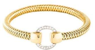 Roberto Coin 18K Diamond Circle Primavera Bracelet