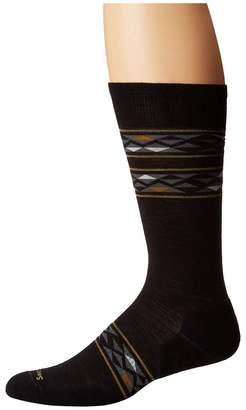 Smartwool Lincoln Trail Crew Men's Crew Cut Socks Shoes