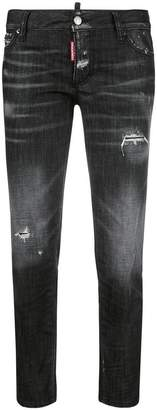 DSQUARED2 super skinny cropped jeans