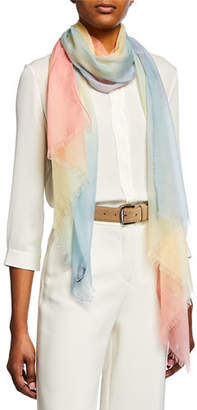 Loro Piana Ombre Rainbow Cashmere Stole