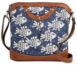 Bolo Women's Crossbody Handbags with Fish Design - Blue $34.99 thestylecure.com