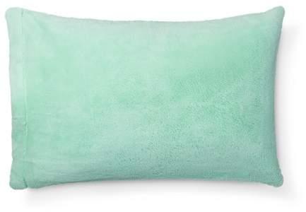 Solid Plush Pillowcases