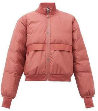 adidas by Stella McCartney Padded Bomber Jacket - Womens - Red