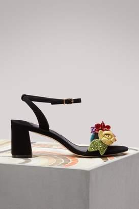 Sophia Webster Lilico Glitter Mid sandals