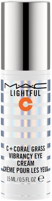 M·A·C MAC Cosmetics MAC Lightful C Coral Grass Vibrancy Eye Cream