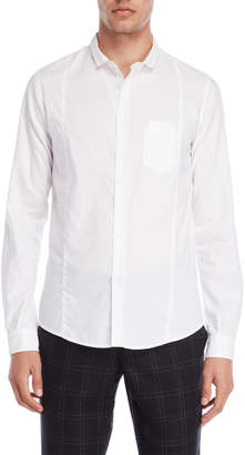 Imperial Star White Pocket Shirt