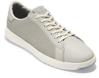 Cole Haan Men's GrandPro Perforated Leather Tennis Sneakers