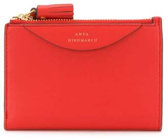 Anya Hindmarch small double zip wallet