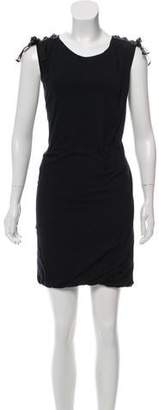 3.1 Phillip Lim Embellished Knit Dress