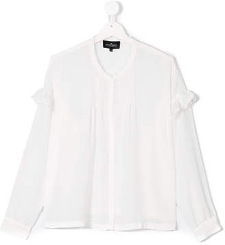 Little Remix TEEN front button blouse