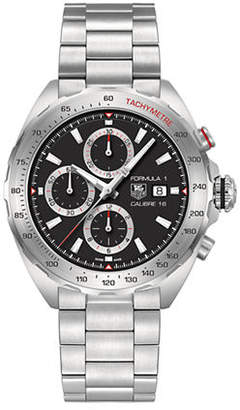 Tag Heuer Mens Formula 1 Calibre 16 Chronograph Watch CAZ2010BA087