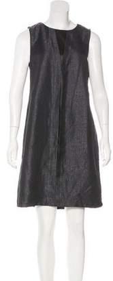 Calvin Klein Jeans Sleeveless Knee-Length Dress w/ Tags