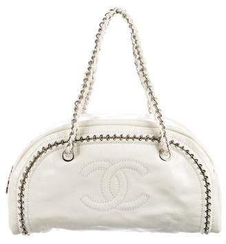 Chanel Luxe Ligne Large Bowler