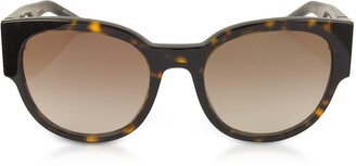 Saint Laurent SL M19 Acetate Oval Frame Women's Sunglasses