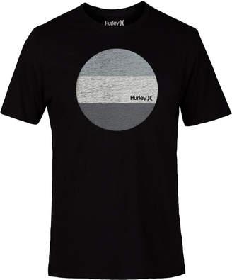 Hurley Men's Circular Graphic-Print T-Shirt