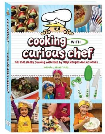 Curious Chef CURIOUS CHEF COOKING WITH CURIOUS CHEF COOK BOOK