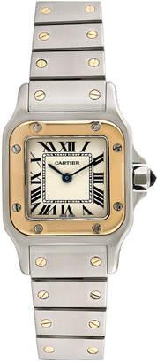 Cartier Heritage  1990S Women's Galbee Watch