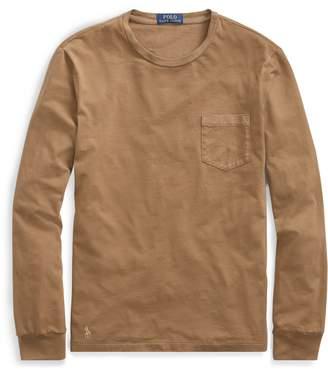 Ralph Lauren Custom Slim Fit Pocket T-Shirt