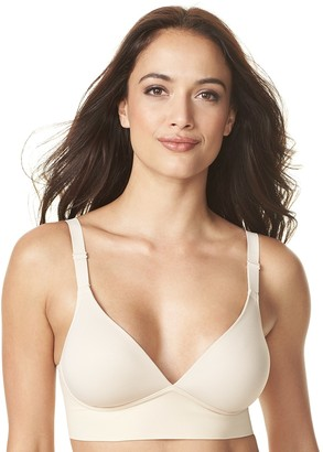 Warner's Warners Elements of Bliss Wire-Free Contour Bra RM3741A