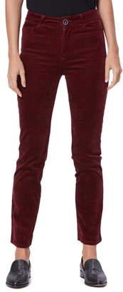 Paige Hoxton Slim Corduroy Pants