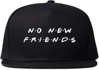 56bdd0d3 Kings Of NY No New Friends Snapback Hat Cap