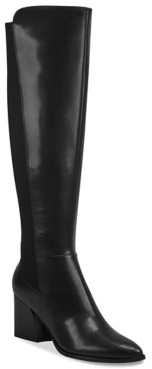 Marc Fisher Leste Wide Calf Boot