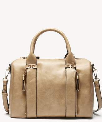 Sole Society Zypa Barrel Satchel Vegan Satchel