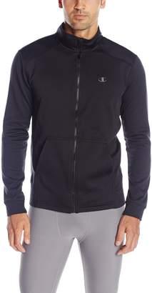 Champion Men's Performance Fleece Full Zip Jacket