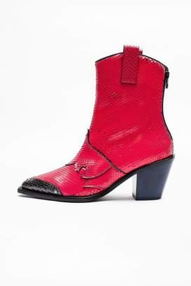 Zadig & Voltaire Cara Plus Keith Boots