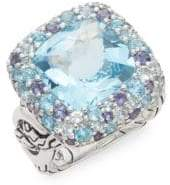 John Hardy Batu Klasik Ring