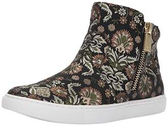 Kenneth Cole New York Women's Kiera High Top Brocade Fashion Sneaker