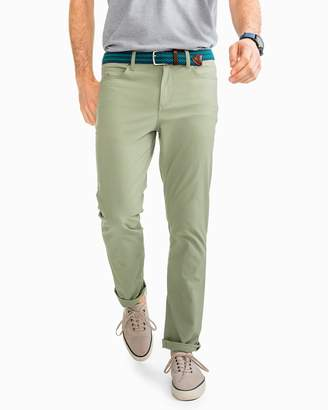 Southern Tide Intercoastal Performance Pant - Seagrass Green