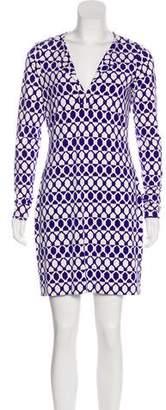 Diane von Furstenberg Reina Mini Dress w/ Tags