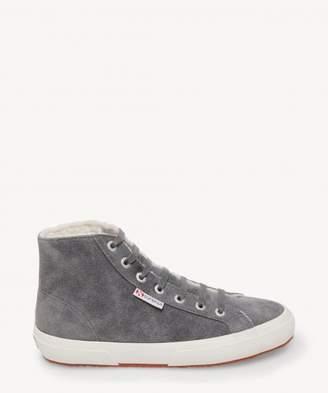 Sole Society 2795 SUEFURW Suede Sneaker