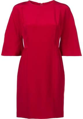 ADAM by Adam Lippes Boat Neck Fitted Dress
