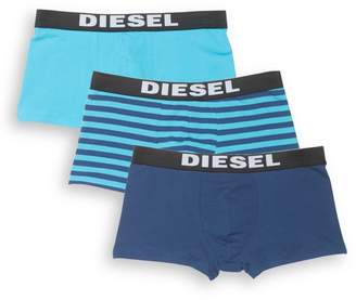 Diesel UMBX Rocco 3-Pack Boxer Briefs