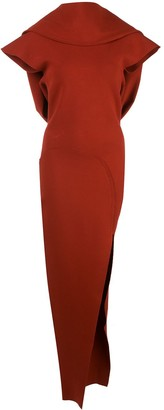 Rick Owens Theresa side slit dress