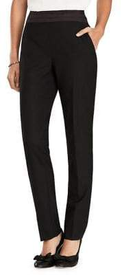 Brooks Brothers Red Fleece Tapered Pressed Pants