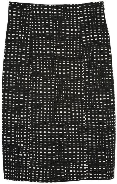 Theory Dakira High Waisted Pencil Skirt