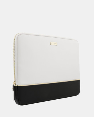 "Kate Spade Color-Block Sleeve with Metallic Detailing for 15"" MacBook"