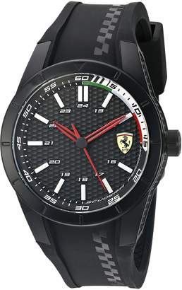 Ferrari Men's 'Redrev' Quartz Casual Watch (Model: 0830301)
