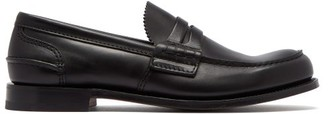 Church's Pembrey Leather Loafers - Mens - Black